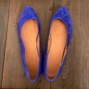 Madewell women's flat shoes